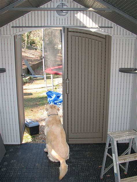 Lifetime Shed Installation by Lifetime Storage Sheds Photo Gallery