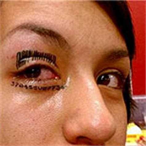 eyeball tattoo gone wrong realistic eyeball tattoodenenasvalencia