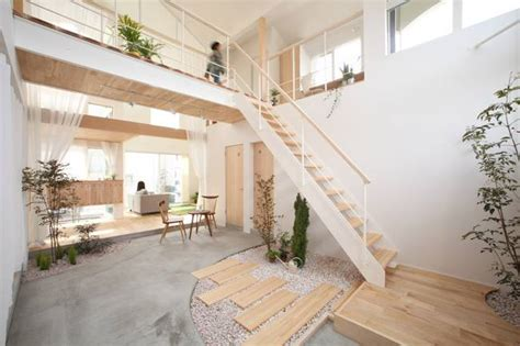 inside out house with inner garden modern house designs modern japanese ecovillage house brings nature inside