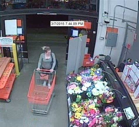 pleasanton home depot robbery suspects hit security