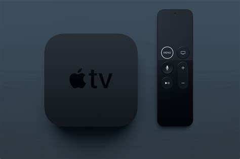 apple tv apple tv finally enters the 4k realm but it will cost you