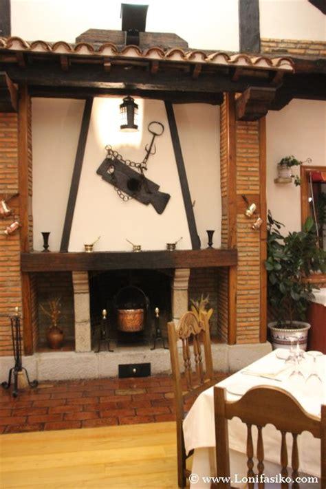 comedor  decoracion tradicional de caserio vasco del