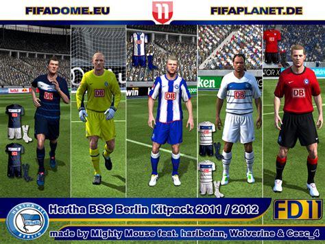 Fifa Mba Internship by Fifa 11