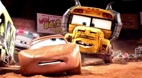 vidio film cars 3 cars 3 trailer italiano clip poster foto film