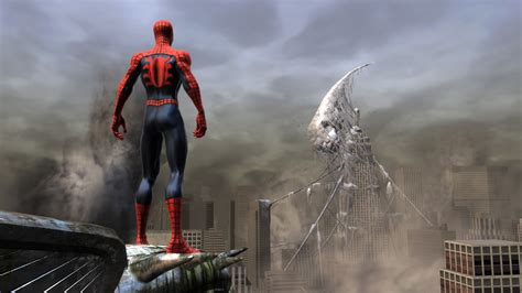 web swinging games wr spider man web of shadows 360 ps3 pc game usagi