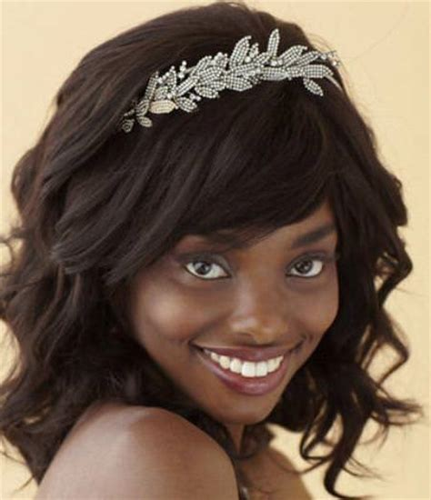 Black Bob Wedding Hairstyles by 20 Gorgeous Black Wedding Hairstyles