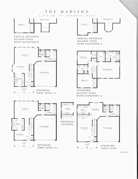 madison residences floor plan the manors at central park request to modify site plan