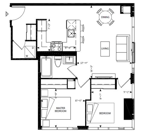 169 fort york blvd floor plans librarydistrict montgomery 2bdr 686sqft library district condominiums at 170 fort york boulevard