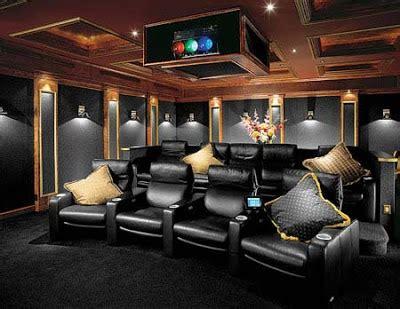 luxury home theater design ideas