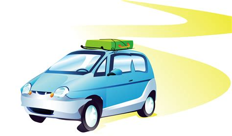 car travel clipart travel car