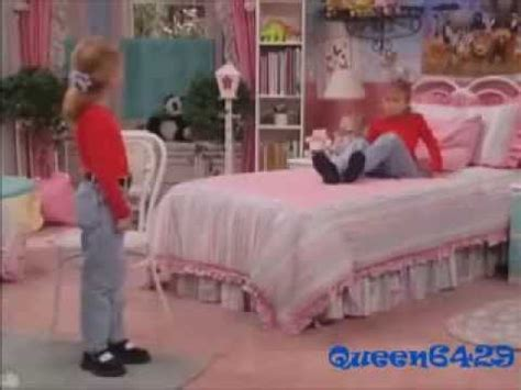 michelle off of full house full house michelle found her memories back 8x24 scenes youtube