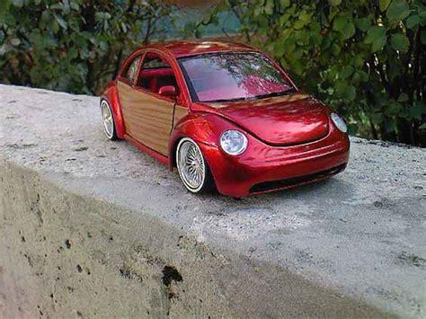 Diecast Miniatur Replika Volkswagen Beetle Rider volkswagen new beetle low rider burago diecast model car 1