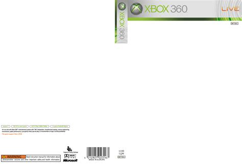 xbox one game cover template gallery templates design ideas