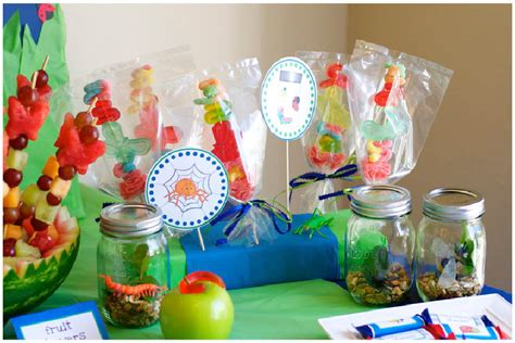 themed birthdays ideas bug themed 2nd birthday party pizzazzerie
