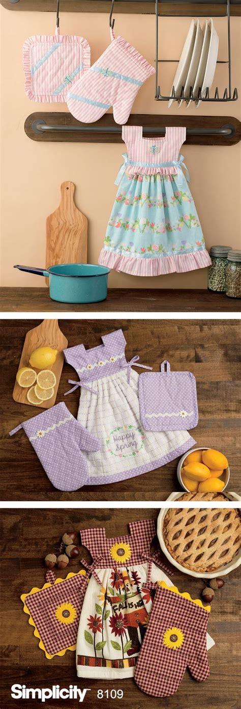 hanging dish towel dress pattern in 2018 cocina