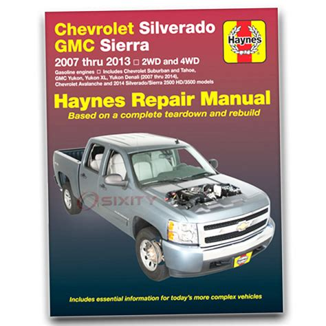 automotive repair manual 2011 chevrolet avalanche auto manual chevy avalanche haynes repair manual lt ls ltz shop service garage book op ebay