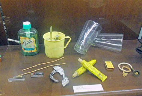Diy Heroin Detox by File Pipes At Hong Kong Correctional