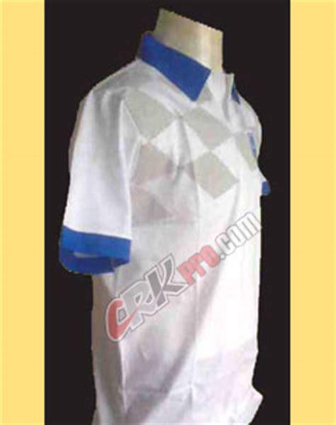 Kaos Oblong Loreng Pramuka kaos oblong club seragam kaos polo