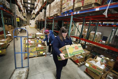 Food Pantry Maine by Persistent Hunger Fuels Sprawling Food Supply System For