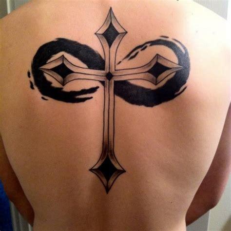 tattoo cross sign 100 infinity sign with cross tattoo 72 best tattoos