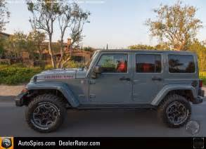 Grey Jeep Rubicon Review 2013 10th Anniversary Rubicon You Ve Read The