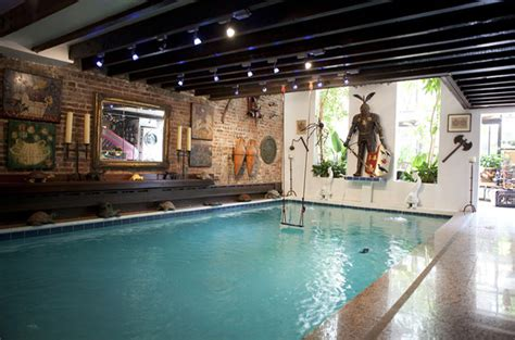 swimming pool room a drool worthy luxury mansion in manhattan with a swimming