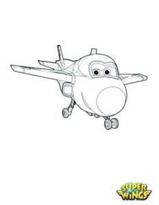 Super Wings Coloringpage Jerome  Desenhos Colorir Pintar Imprimir sketch template