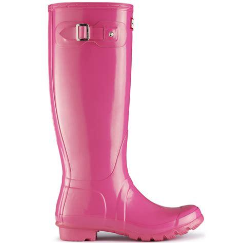 womens wellington boots original gloss snow