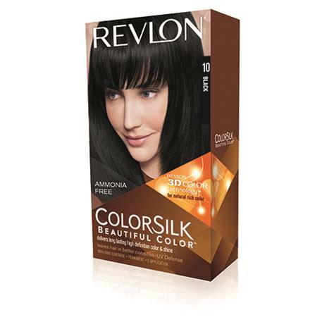 Revlon Colorsilk 10 Black 320910 revlon colorsilk 10 black