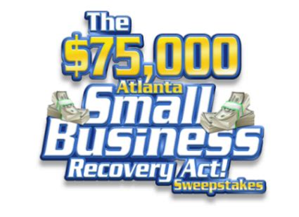 Small Sweepstakes - small business saturday inspires atlanta small business sweepstakes now what