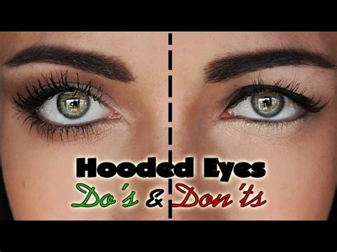 eyeliner tutorial for droopy eyes a makeup tutorial on the things you want to avoid with