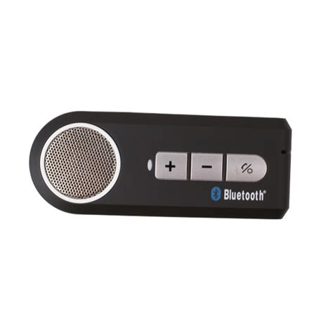 Bluetooth Speakerphone by Buy Wholesale Car Bluetooth Speakerphone Gzcl005 From
