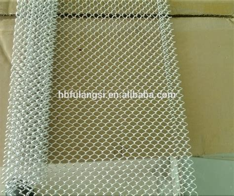mesh curtains home decorative metal coil drapery curtain decorative mesh