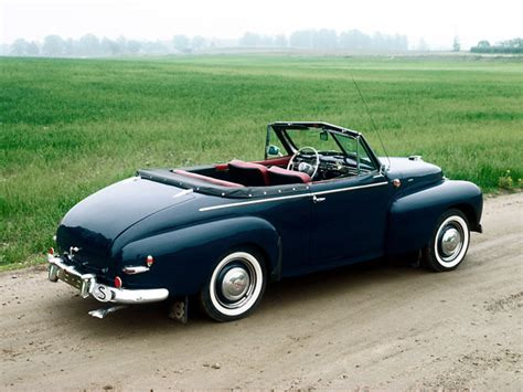classic volvo convertible curbside classic volvo duett the most versatile and