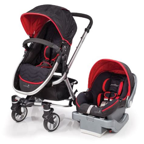 baby boy stroller and carseat bumbleride flyer reversible handle stroller with 7 quot wheels