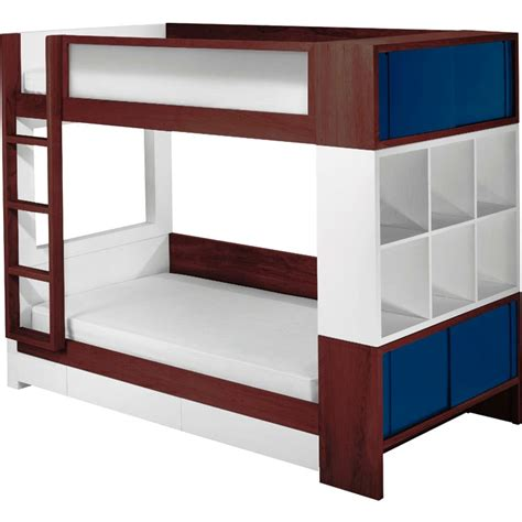 double deck bunk beds