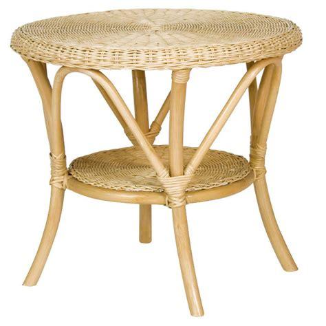 tavolino da giardino tavolino giardino rattan naturale etnico outlet mobili