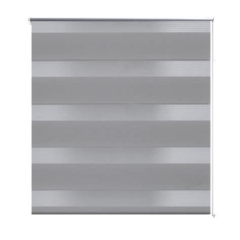 Kleiderschrank 120 X 230 by Vidaxl Co Uk Zebra Blind 120 X 230 Cm Grey