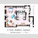 My floorplans are great conversation pieces,' the artists says. 'They ...