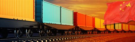 containers  rail chinas  big opportunity  supply