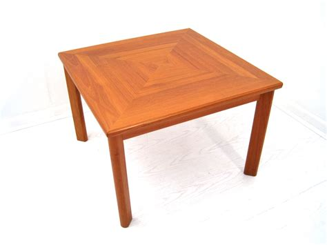 Coffee And Side Tables Teak Coffee Side Table Mix Vintage