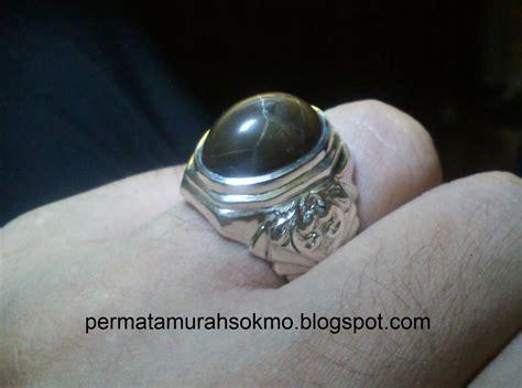 Jala Perak 2 permata murah sokmo cincin permata mustika jala