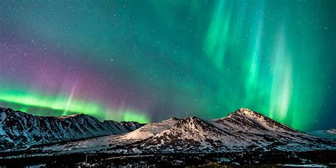 anchorage alaska northern lights northern lights from anchorage decoratingspecial com
