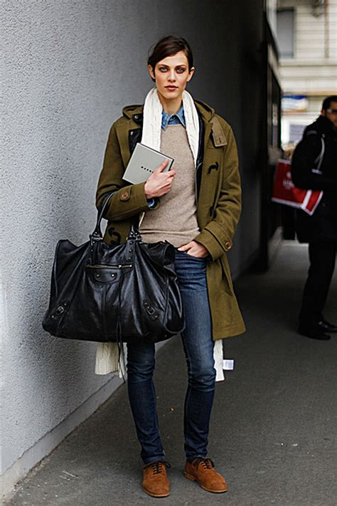 style green tomboy style in s fashion 2018
