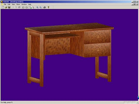 furniture design programs mobi3d 3d furniture design software