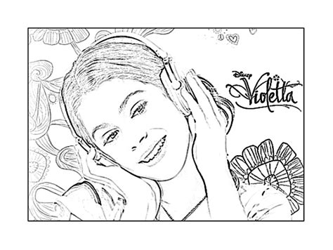 printable coloring pages violetta free coloring pages of violetta e leon