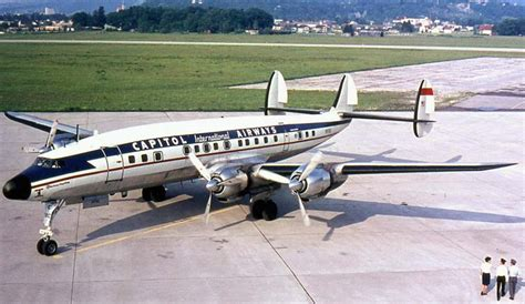 Lockheed L-1049 Super Constellation L 1049