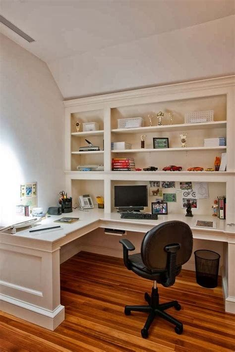 awesome desks for home office awesome built in cabinet and desk for home office