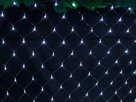 Solar Net Lights 200 Led 2m X 1 5m Cool White Outdoor Cool Solar Lights