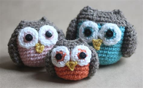crochet owl motif pattern free crochet owl family amigurumi pattern repeat crafter me